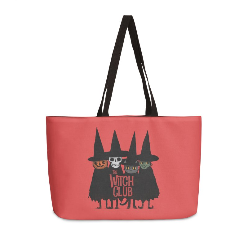 Witch Club Accessories Weekender Bag Bag by Pepe Rodríguez