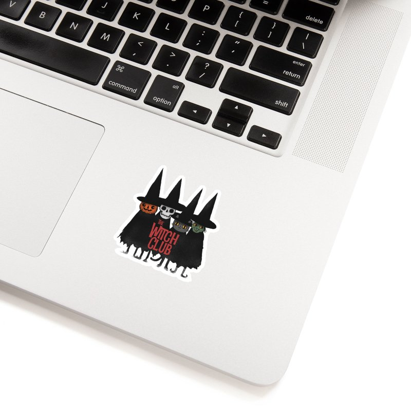 Witch Club Accessories Sticker by Pepe Rodríguez