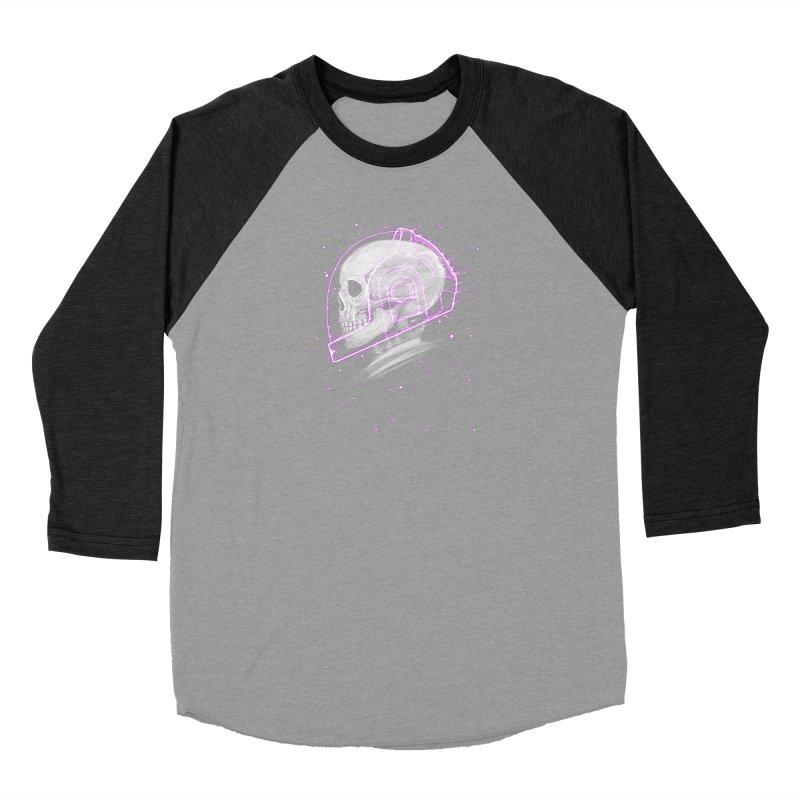 Human Men's Baseball Triblend Longsleeve T-Shirt by Pepe Rodríguez