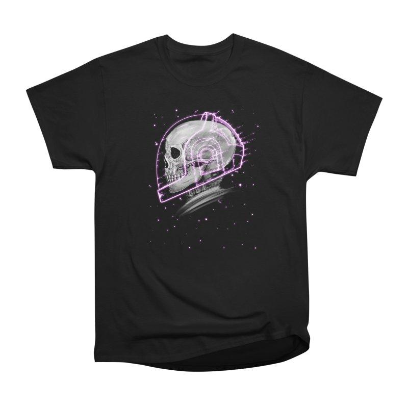 Human Women's Heavyweight Unisex T-Shirt by Pepe Rodríguez