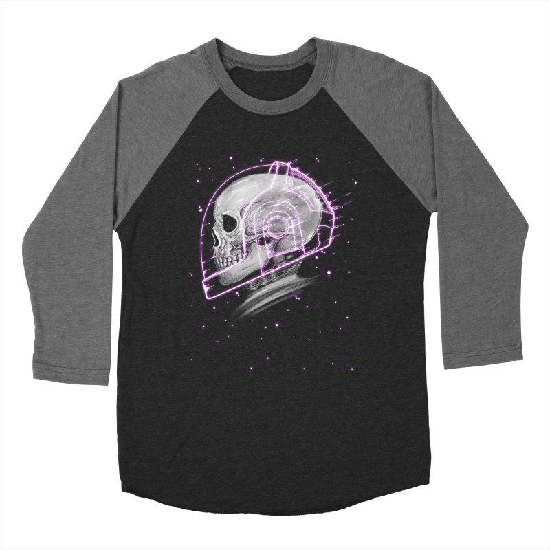 Human Women's Baseball Triblend Longsleeve T-Shirt by Pepe Rodríguez