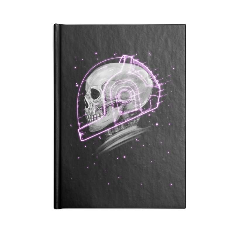 Human Accessories Blank Journal Notebook by Pepe Rodríguez