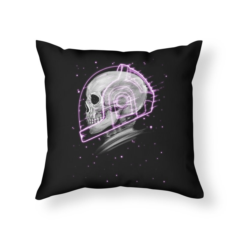 Human Home Throw Pillow by Pepe Rodríguez