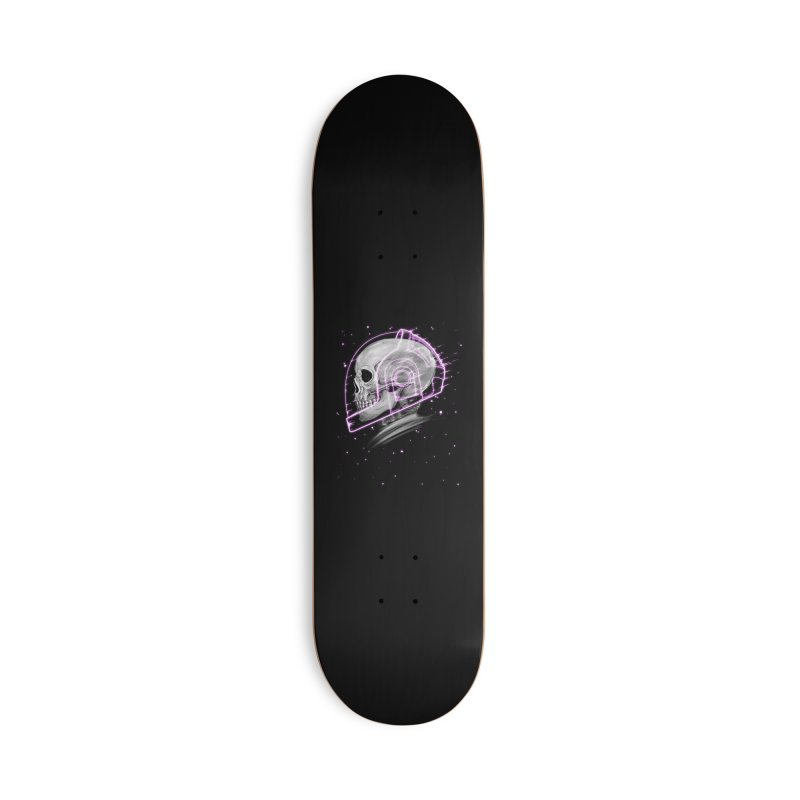 Human Accessories Deck Only Skateboard by Pepe Rodríguez