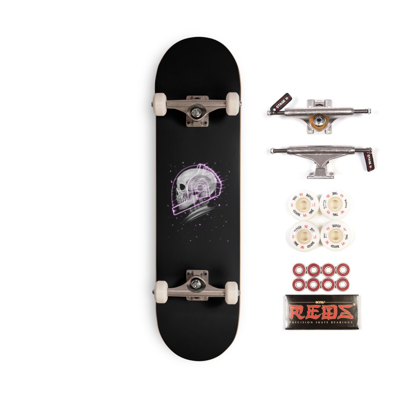 Human Accessories Complete - Pro Skateboard by Pepe Rodríguez