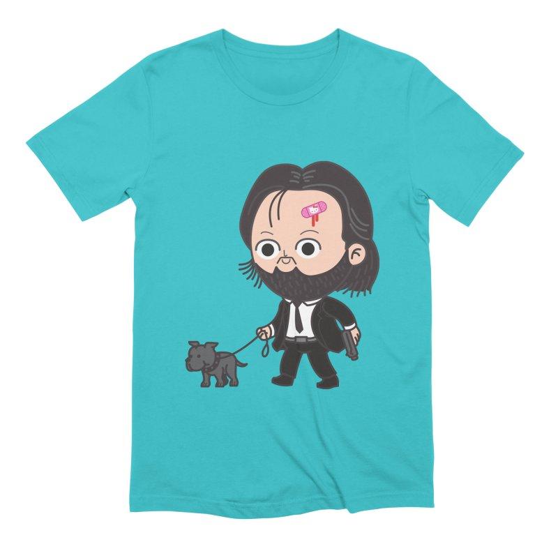 Rollin' Men's Extra Soft T-Shirt by Pepe Rodríguez