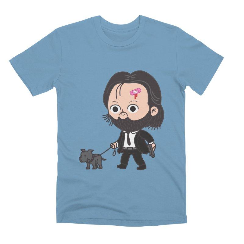 Rollin' Men's Premium T-Shirt by Pepe Rodríguez