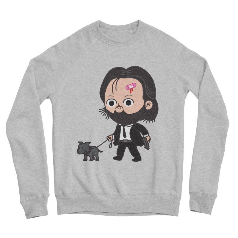 Rollin' Men's Sponge Fleece Sweatshirt by Pepe Rodríguez