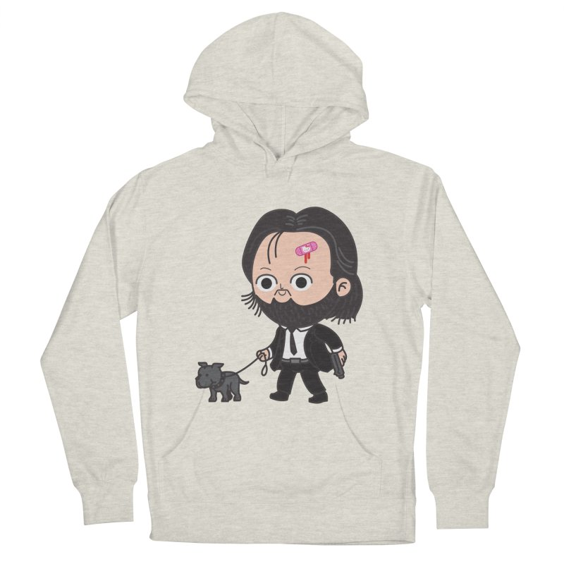 Rollin' Women's French Terry Pullover Hoody by Pepe Rodríguez
