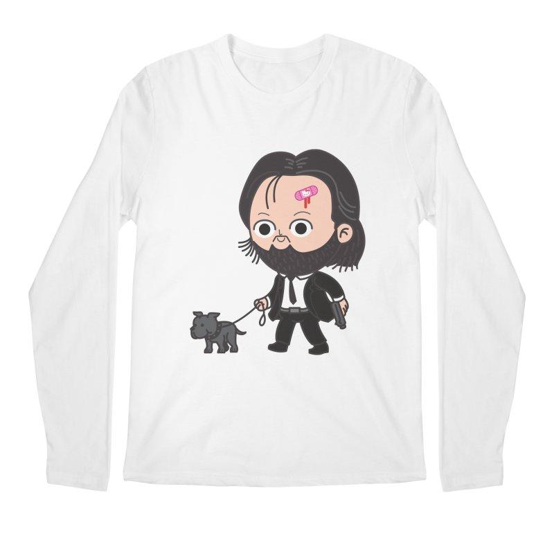 Rollin' Men's Regular Longsleeve T-Shirt by Pepe Rodríguez