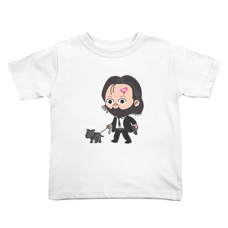 Rollin' Kids Toddler T-Shirt by Pepe Rodríguez