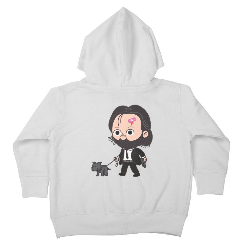 Rollin' Kids Toddler Zip-Up Hoody by Pepe Rodríguez