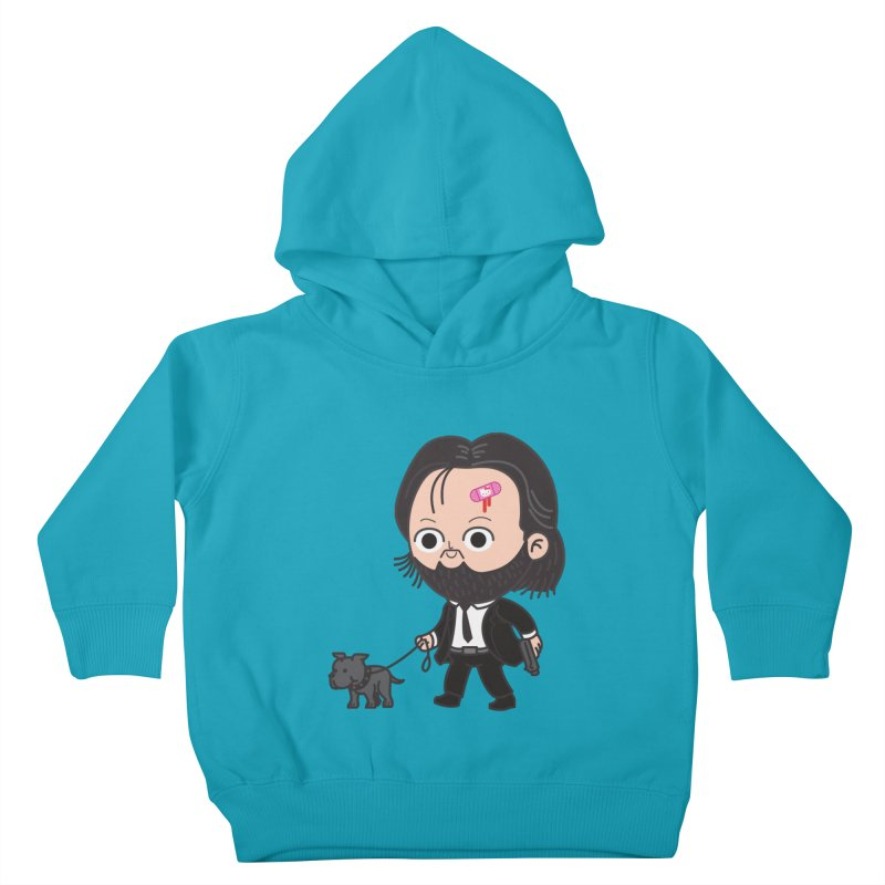 Rollin' Kids Toddler Pullover Hoody by Pepe Rodríguez
