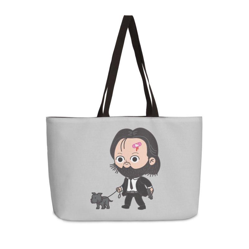 Rollin' Accessories Weekender Bag Bag by Pepe Rodríguez