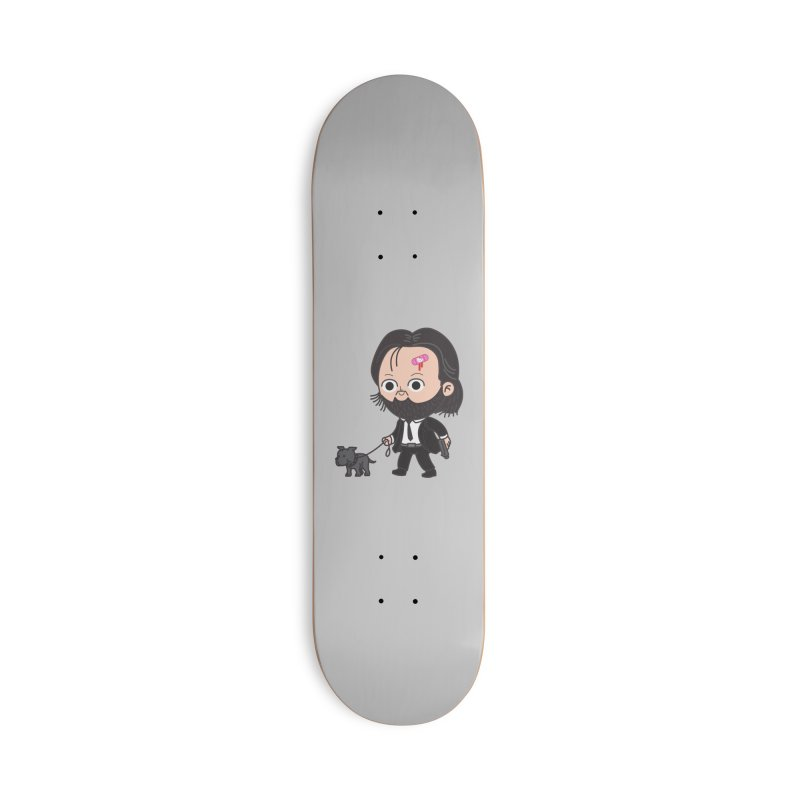 Rollin' Accessories Deck Only Skateboard by Pepe Rodríguez