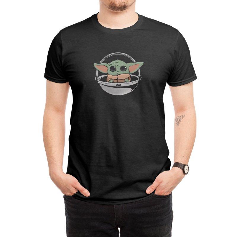 Baby Yoda Men's T-Shirt by Pepe Rodríguez