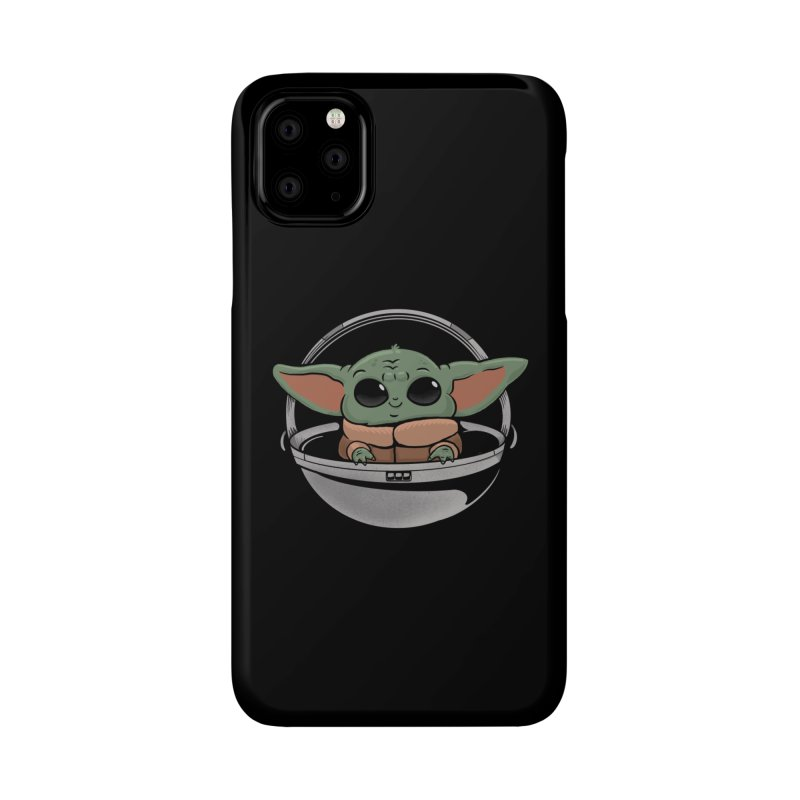Baby Yoda Accessories Phone Case by Pepe Rodríguez