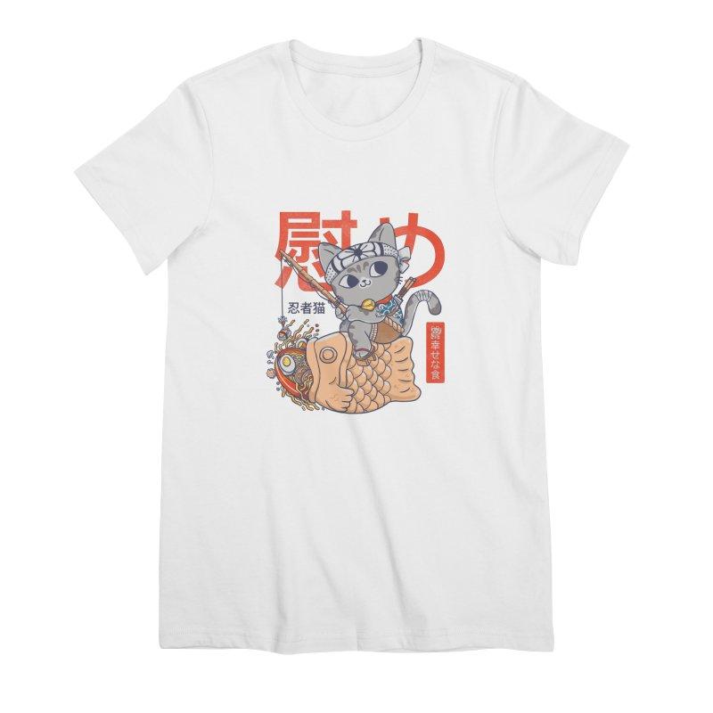 Taiyaki Women's T-Shirt by Pepe Rodríguez