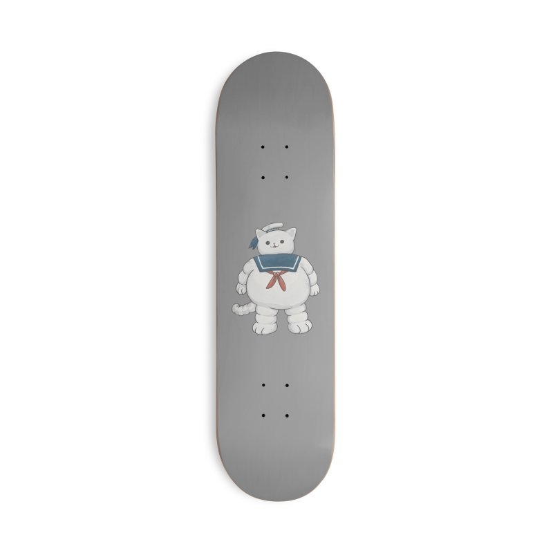Stay Purr Accessories Skateboard by Pepe Rodríguez