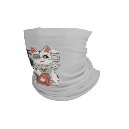 image for Unlucky white cat