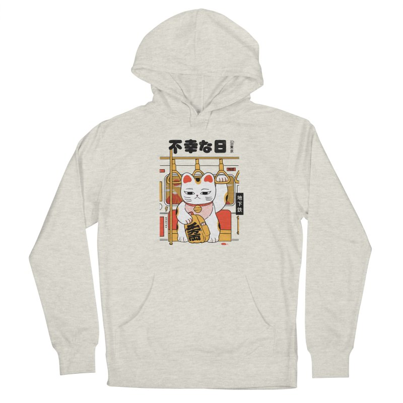 Not my lucky day Men's Pullover Hoody by Pepe Rodríguez