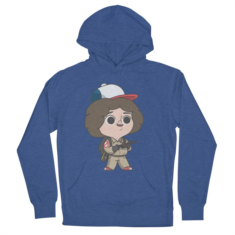 Ghost Things Men's French Terry Pullover Hoody by Pepe Rodríguez
