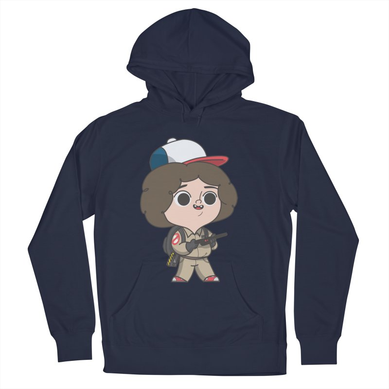 Ghost Things Men's Pullover Hoody by Pepe Rodríguez
