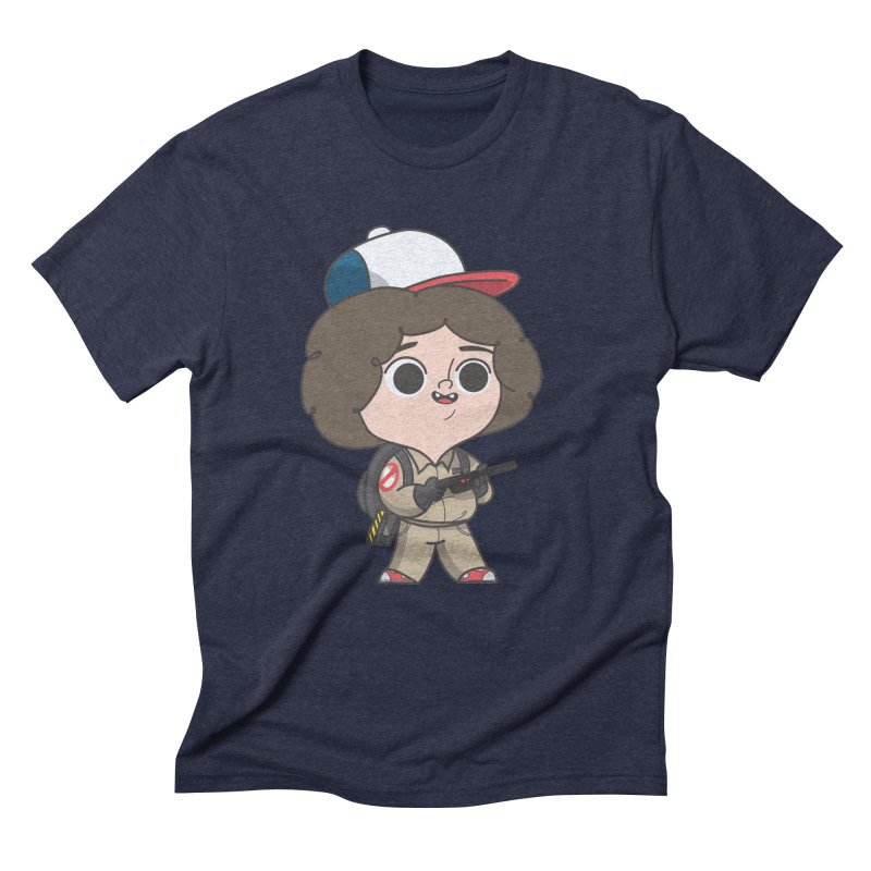 Ghost Things Men's Triblend T-Shirt by Pepe Rodríguez