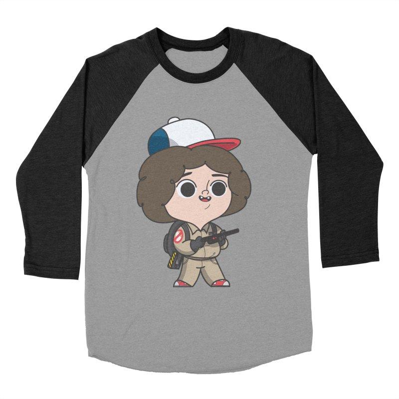 Ghost Things Women's Baseball Triblend T-Shirt by Pepe Rodríguez