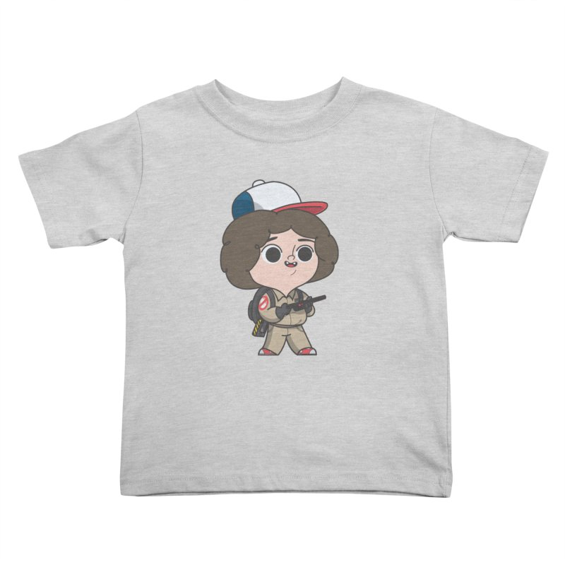 Ghost Things Kids Toddler T-Shirt by Pepe Rodríguez