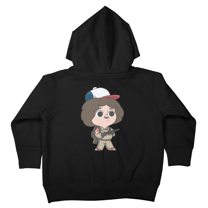 Ghost Things Kids Toddler Zip-Up Hoody by Pepe Rodríguez
