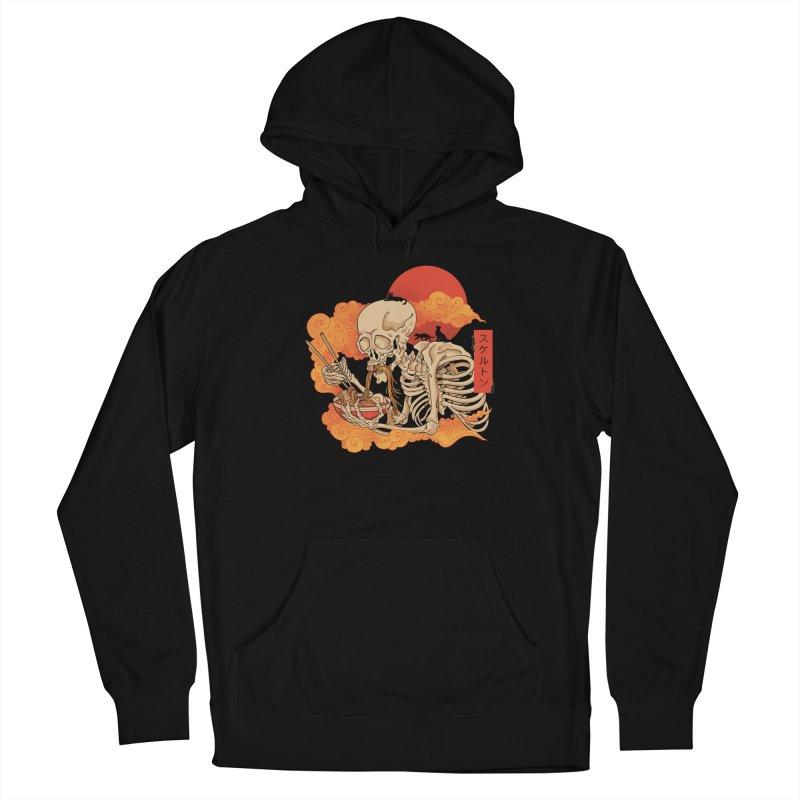 Yokai Ramen and Cats Men's Pullover Hoody by Pepe Rodríguez
