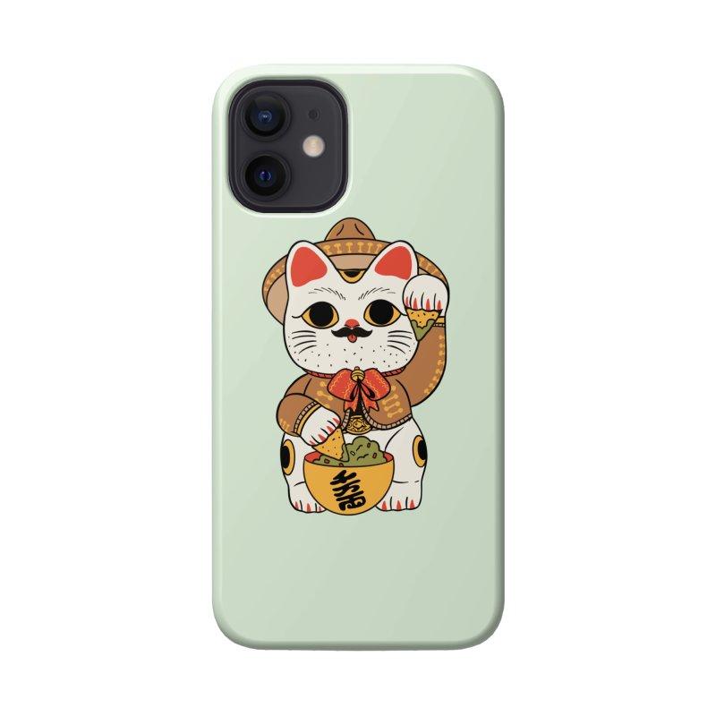 Gato de la suerte Accessories Phone Case by Pepe Rodríguez