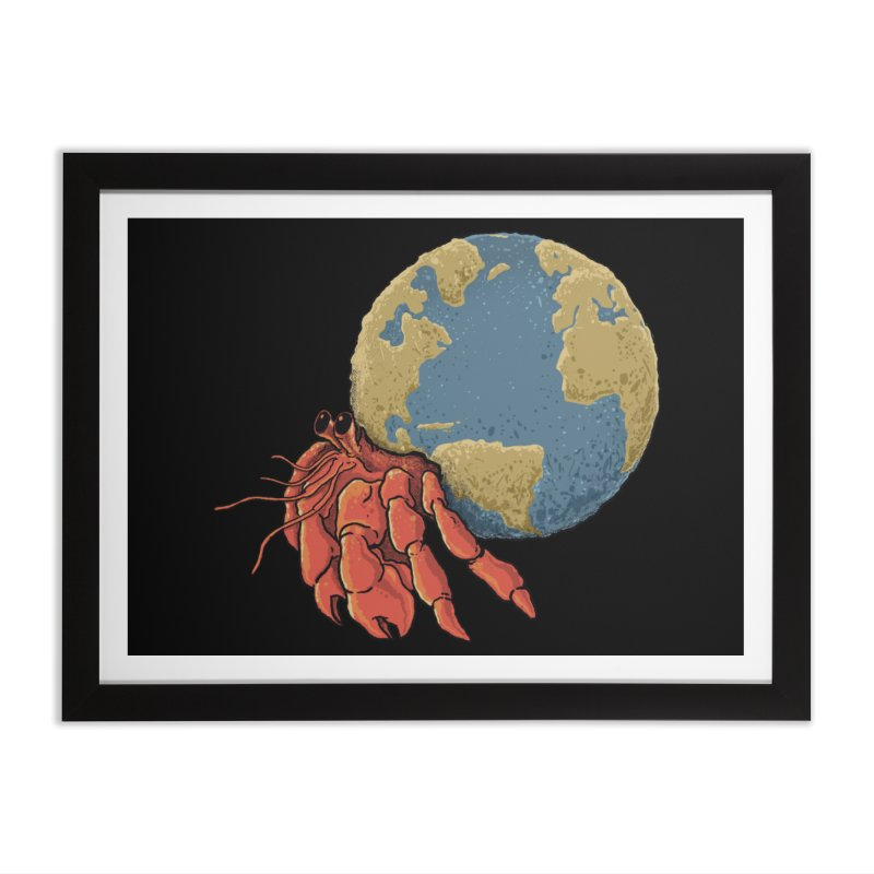 Non-Fungible Home Home Framed Fine Art Print by Pepe Rodríguez