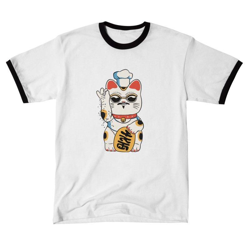 Lucky Bae Cat Men's T-Shirt by Pepe Rodríguez