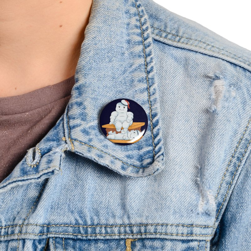 Stay Sweet Accessories Button by Pepe Rodríguez