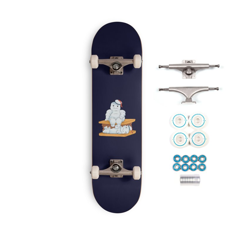 Stay Sweet Accessories Skateboard by Pepe Rodríguez