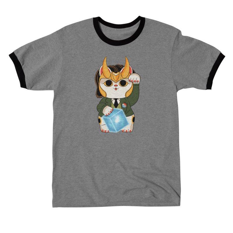 Loki Cat Men's T-Shirt by Pepe Rodríguez