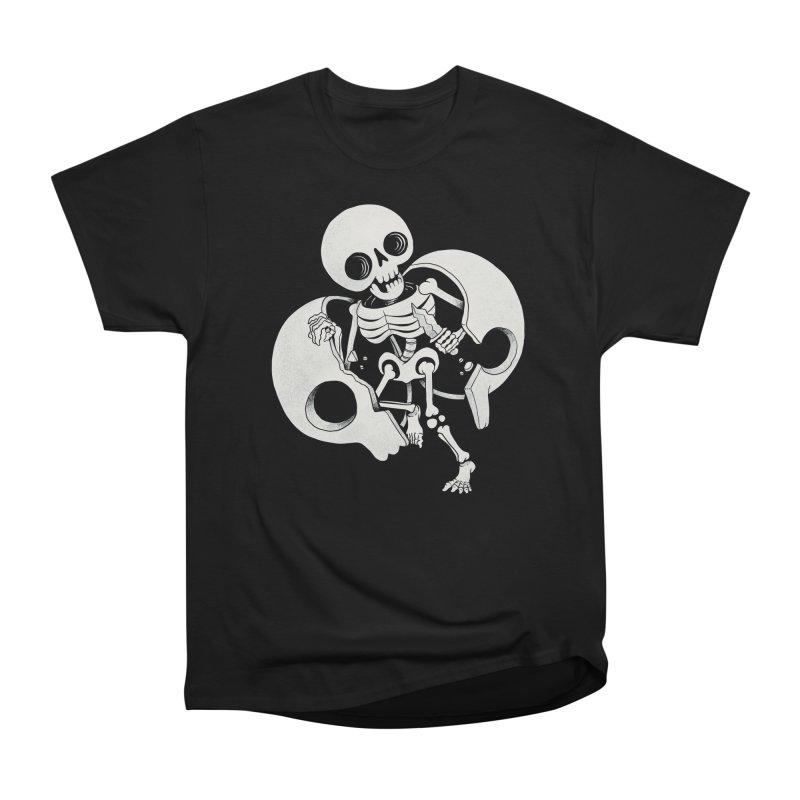 Inside Men's T-Shirt by Pepe Rodríguez