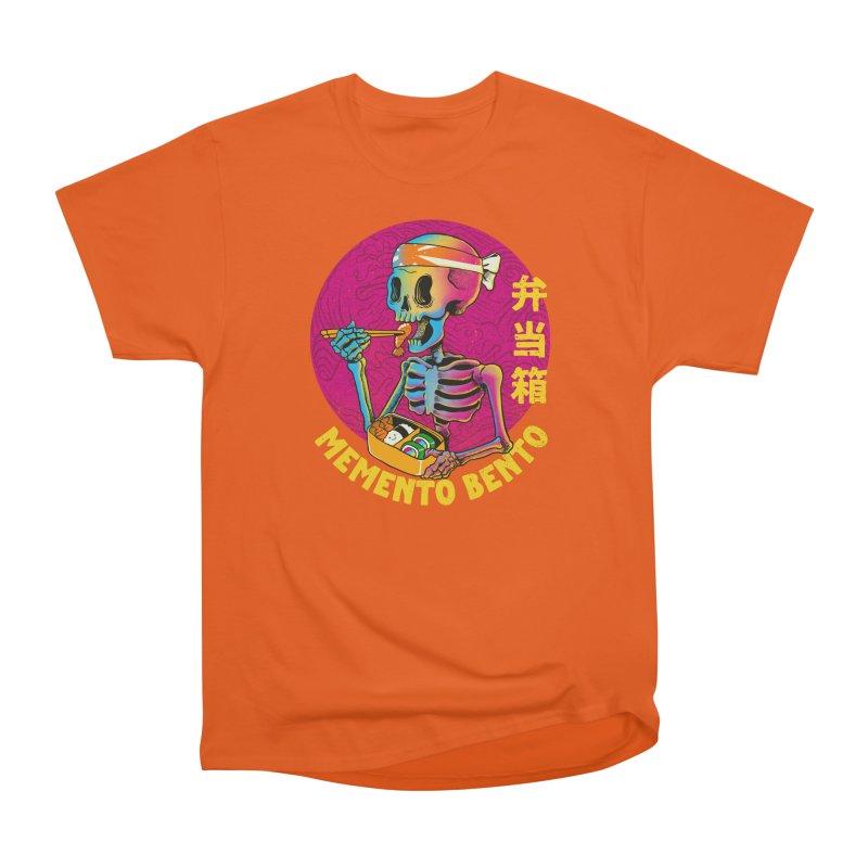 Memento Bento Men's T-Shirt by Pepe Rodríguez
