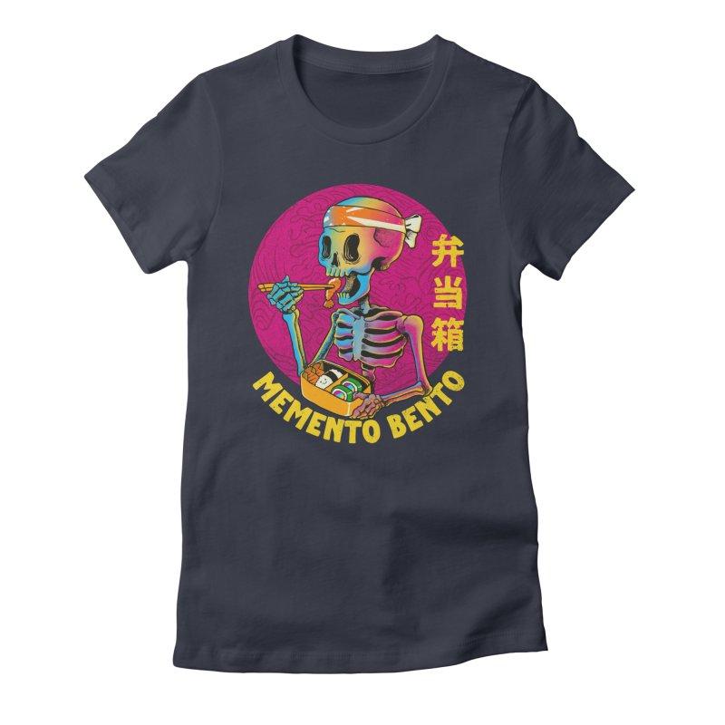 Memento Bento Women's T-Shirt by Pepe Rodríguez