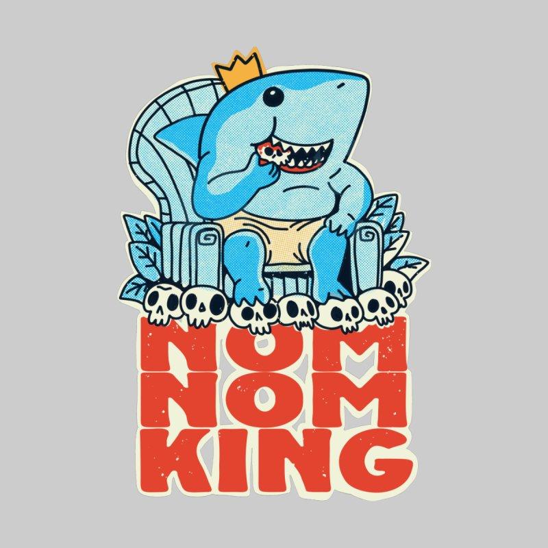 nom nom king Women's T-Shirt by Pepe Rodríguez