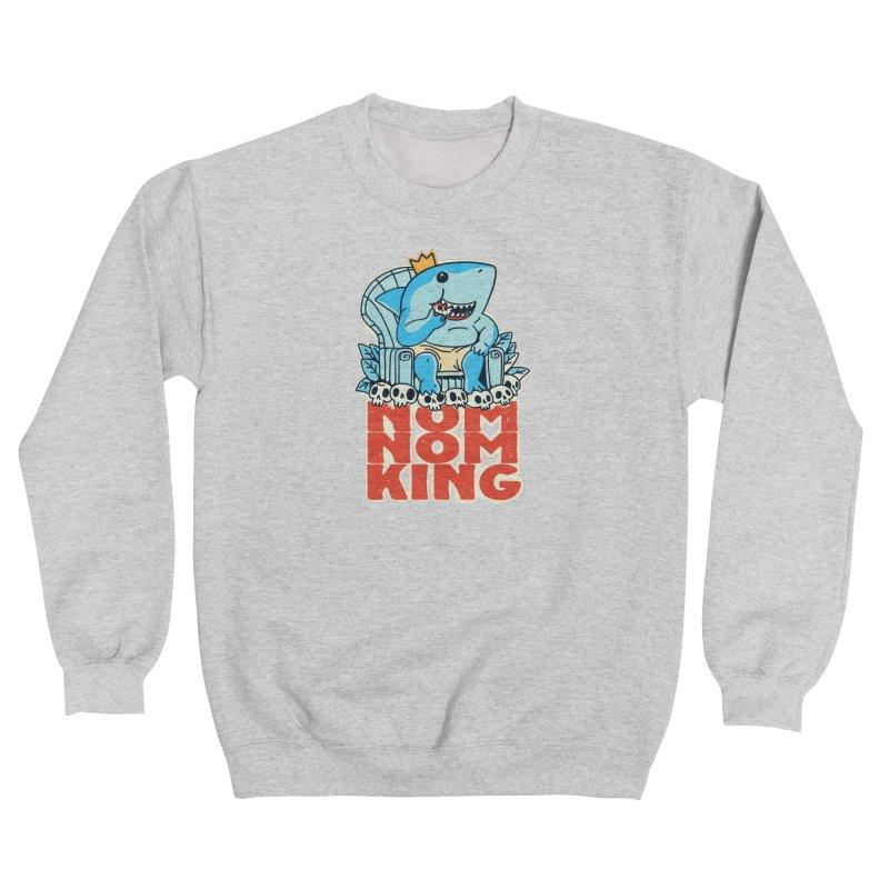nom nom king Women's Sweatshirt by Pepe Rodríguez