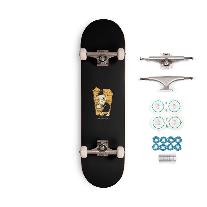 Midnight Snack Accessories Skateboard by Pepe Rodríguez