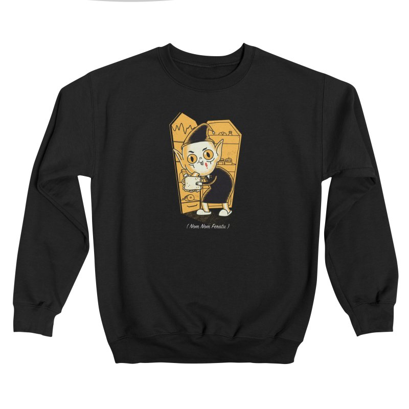 Midnight Snack Women's Sweatshirt by Pepe Rodríguez
