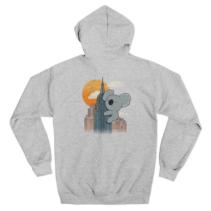 Koala Kaiju Women's Zip-Up Hoody by Pepe Rodríguez