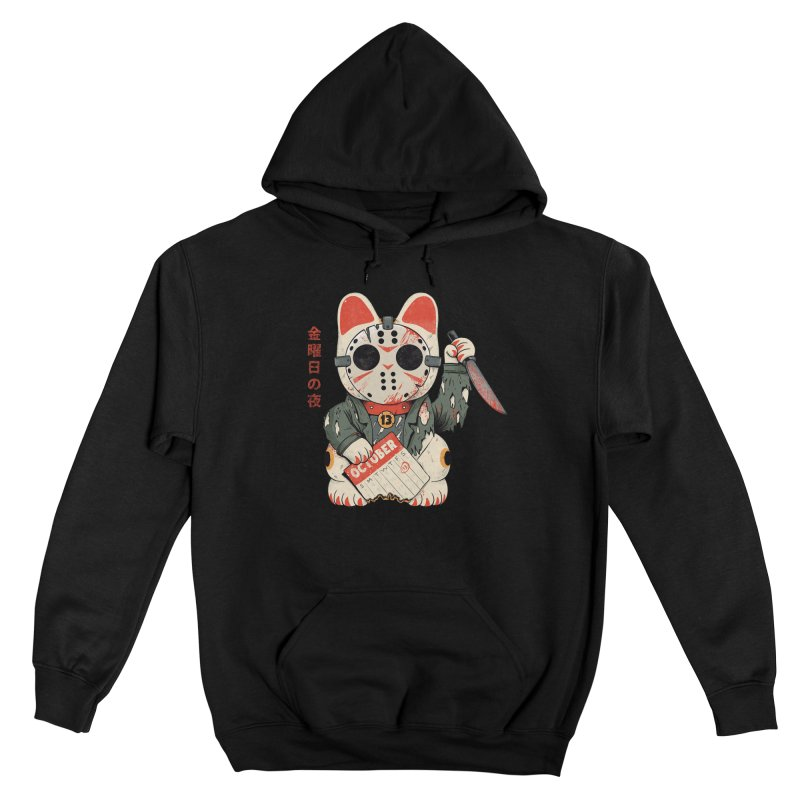 Lucky Friday Men's Pullover Hoody by Pepe Rodríguez