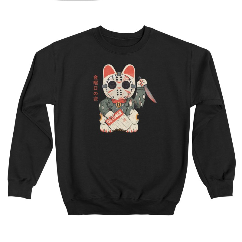 Lucky Friday Men's Sweatshirt by Pepe Rodríguez