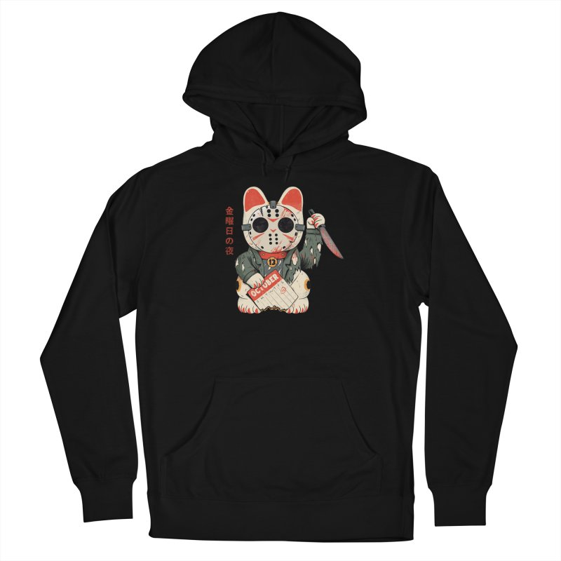 Lucky Friday Women's Pullover Hoody by Pepe Rodríguez
