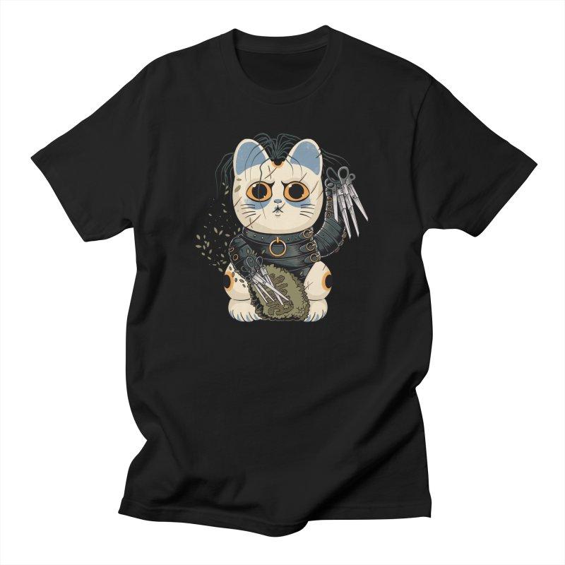 Lucky Scissors Hands Women's T-Shirt by Pepe Rodríguez